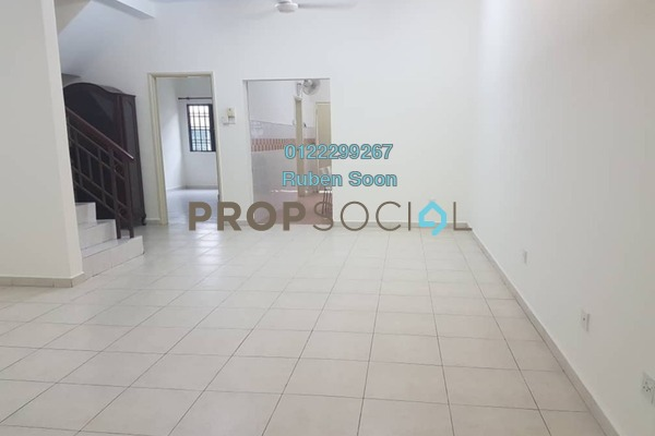 For Rent Terrace at Bayu Damansara, Kota Damansara Freehold Semi Furnished 4R/4B 2.2k