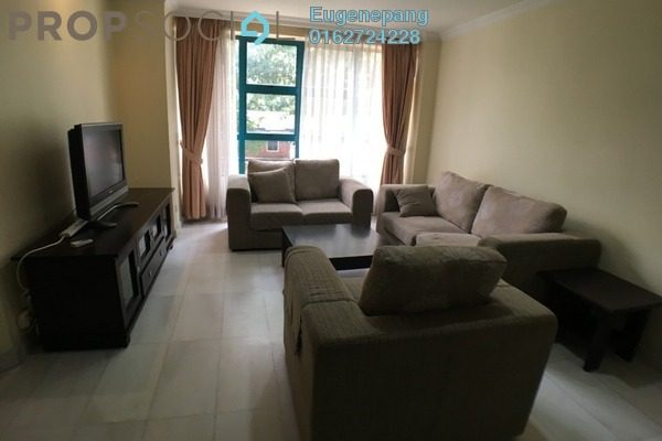 For Rent Condominium at D'Mayang, KLCC Freehold Fully Furnished 2R/2B 3.5k