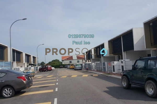 For Sale Terrace at Aman Sara 3, Puchong Freehold Semi Furnished 5R/5B 780k