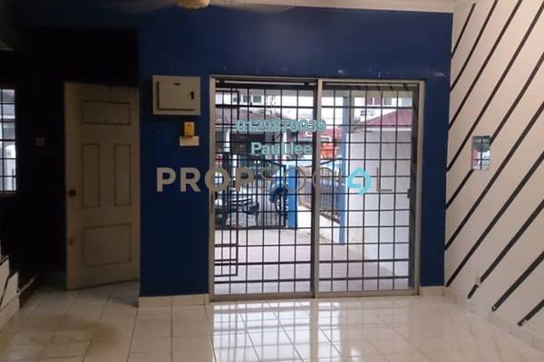 For Sale Terrace at PU10, Bandar Puchong Utama Freehold Semi Furnished 4R/3B 460k