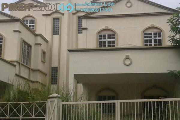 For Sale Semi-Detached at Ukay Perdana, Ukay Leasehold Unfurnished 6R/5B 1.1m