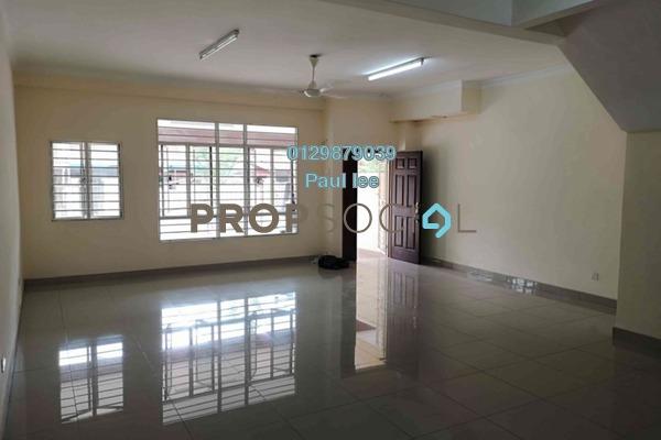 For Sale Terrace at Aster, Bandar Puchong Utama Freehold Semi Furnished 4R/3B 760k