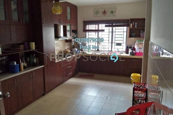 For Sale Terrace at PU1, Bandar Puchong Utama Freehold Semi Furnished 4R/3B 868k