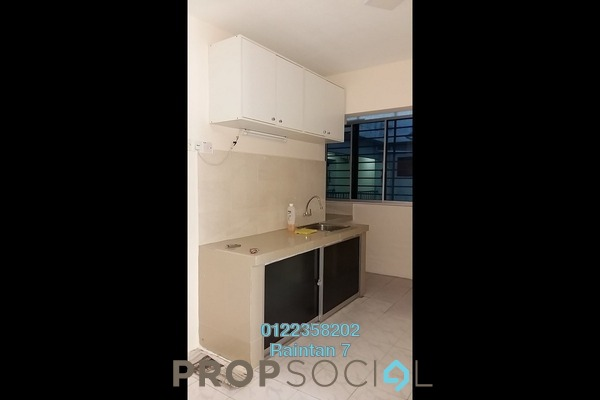 For Rent Apartment at Desa Sri Puteri Apartments, Desa Petaling Freehold Semi Furnished 3R/2B 1.05k