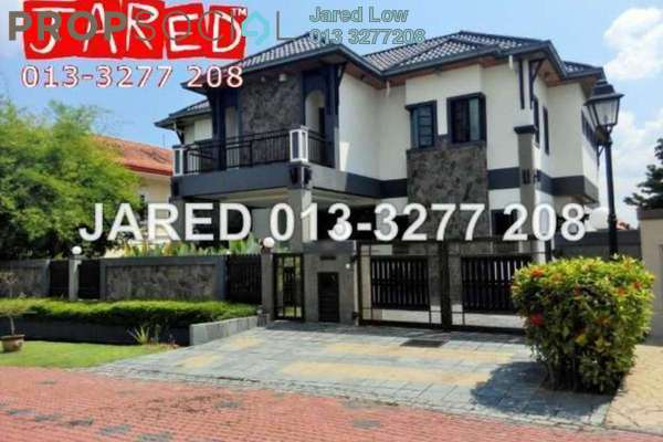 For Sale Bungalow at Mines Resort City, Seri Kembangan Leasehold Fully Furnished 8R/10B 6.6m