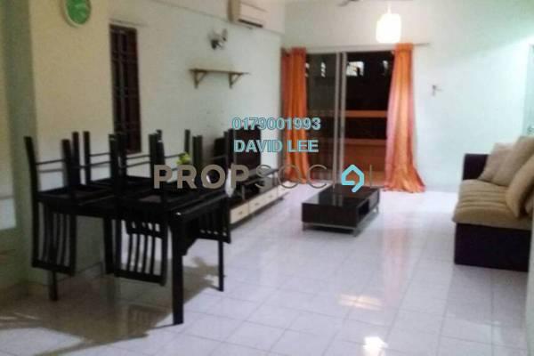 For Rent Condominium at Pelangi Damansara, Bandar Utama Freehold Fully Furnished 3R/2B 1.5k