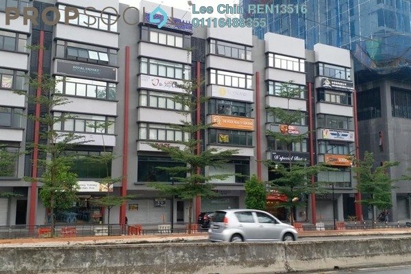 For Sale Shop at Medan Connaught, Cheras Freehold Semi Furnished 0R/0B 3.68m
