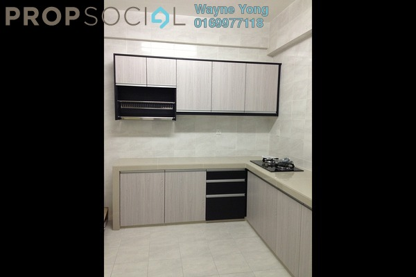 For Rent Condominium at Park 51 Residency, Petaling Jaya Freehold Semi Furnished 4R/2B 1.7k