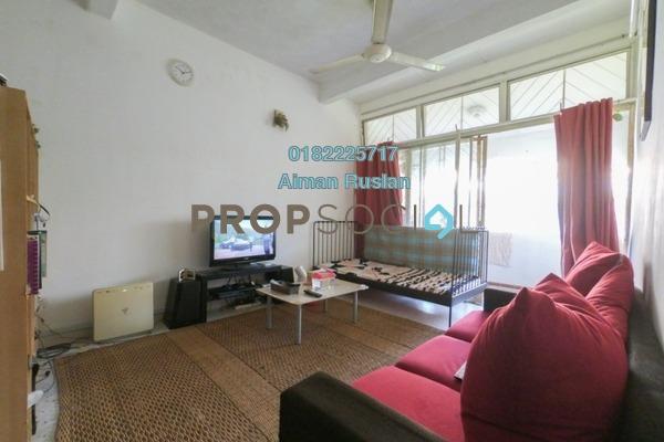 For Sale Apartment at Putri Apartment, Setiawangsa Freehold Semi Furnished 3R/2B 480.0千