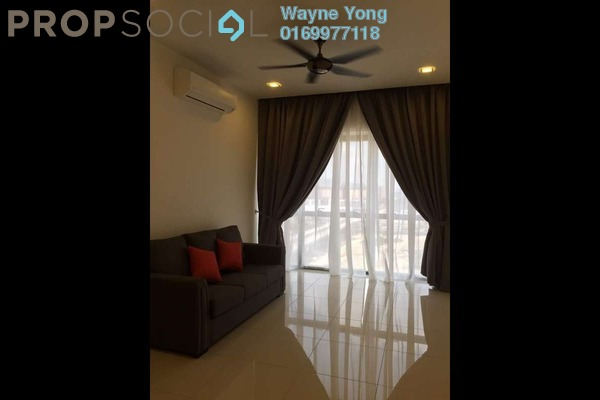 For Rent Condominium at Icon City, Petaling Jaya Freehold Fully Furnished 2R/1B 1.8k