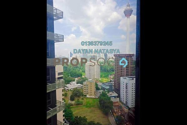 For Sale Condominium at Laman Ceylon, Bukit Ceylon Freehold Fully Furnished 2R/2B 1m