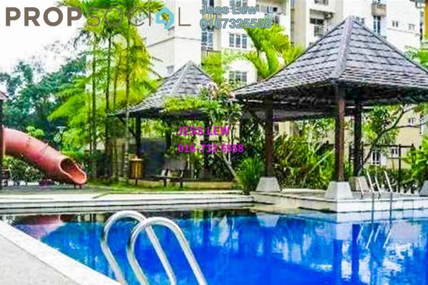 For Sale Condominium at Villa Pavilion, Seri Kembangan Freehold Semi Furnished 3R/2B 390k