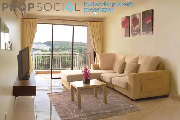 For Sale Condominium at Casa Indah 1, Tropicana Freehold Semi Furnished 3R/2B 490k