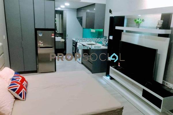 For Sale Serviced Residence at Expressionz Professional Suites, Titiwangsa Freehold Fully Furnished 2R/2B 950k