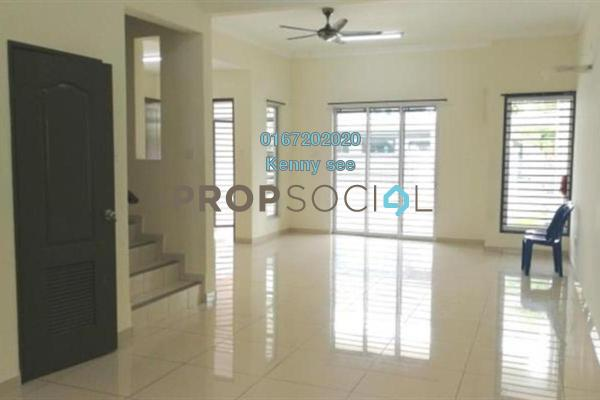 For Sale Terrace at Double Green Residence, Ipoh Freehold Semi Furnished 5R/3B 568k