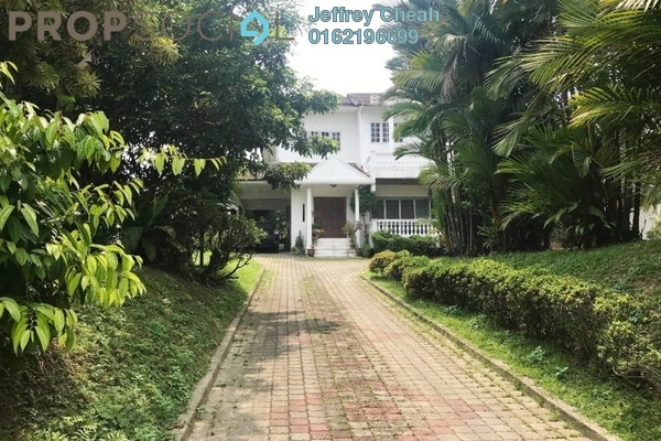 For Sale Bungalow at Bukit Damansara, Damansara Heights Freehold Semi Furnished 6R/6B 6.6m