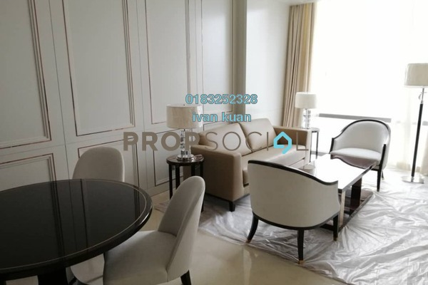 For Rent Condominium at Pavilion Suites, Bukit Bintang Freehold Fully Furnished 2R/1B 7.3k