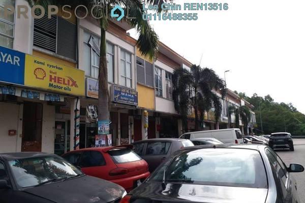 For Rent Shop at Taman Tun Perak, Cheras South Freehold Unfurnished 1R/1B 2.7k