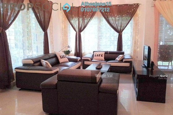 For Sale Semi-Detached at Bandar Tasik Kesuma, Semenyih Freehold Semi Furnished 3R/2B 650k