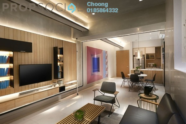For Sale Condominium at Millerz Square, Old Klang Road Freehold Fully Furnished 3R/2B 787k