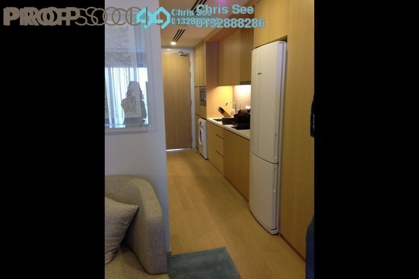 For Sale Condominium at 188 Suites, KLCC Freehold Fully Furnished 1R/2B 980k