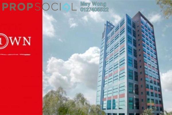 For Rent Office at Uptown 1, Damansara Utama Freehold Semi Furnished 0R/0B 11.9k