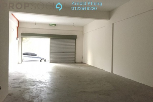 For Rent Shop at Medan Connaught, Cheras Freehold Unfurnished 0R/2B 3.4k