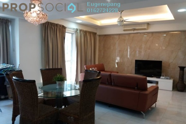 For Rent Condominium at D'Mayang, KLCC Freehold Fully Furnished 3R/3B 5.5k