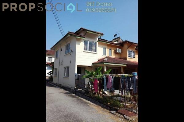 For Sale Terrace at Bandar Saujana Utama, Sungai Buloh Freehold Unfurnished 4R/3B 370k