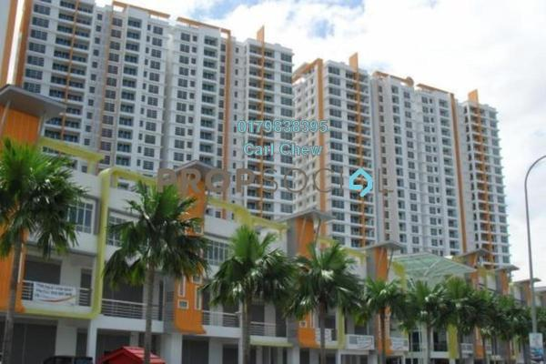 For Rent Condominium at The Zest, Bandar Kinrara Freehold Fully Furnished 3R/2B 1.6k