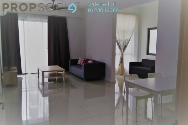 For Sale Condominium at Urbana Residences @ Ara Damansara, Ara Damansara Freehold Fully Furnished 3R/2B 780k