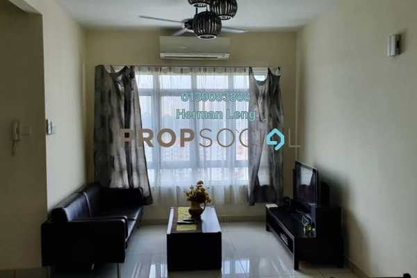 For Rent Condominium at Saville @ The Park, Pantai Freehold Fully Furnished 3R/2B 2.1k