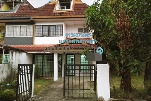 For Rent Terrace at Taman Bukit Mulia, Bukit Antarabangsa Freehold Semi Furnished 4R/3B 2.45k