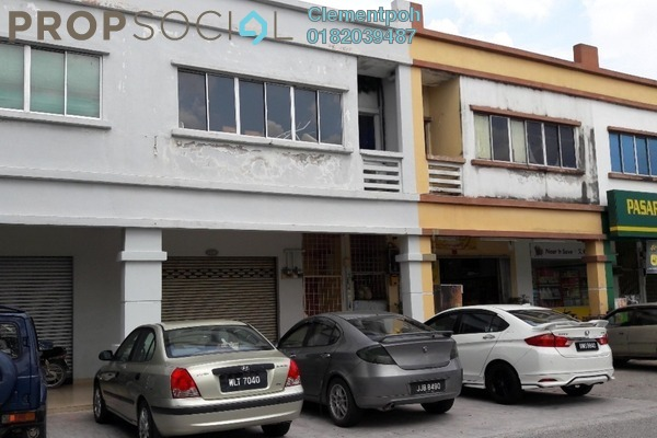 For Sale Shop at Taman Tasik Puchong, Puchong Leasehold Unfurnished 0R/0B 680k