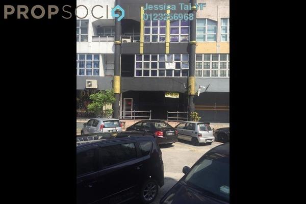 For Rent Shop at USJ 21, UEP Subang Jaya Freehold Unfurnished 0R/1B 3.8k