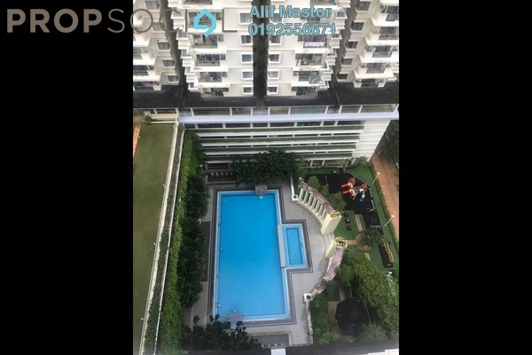 For Sale Condominium at Platinum Hill PV8, Setapak Freehold Unfurnished 3R/2B 550k