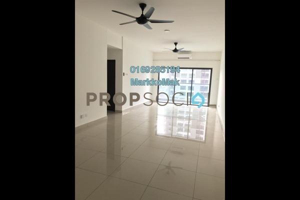 For Rent Serviced Residence at Landmark II, Bandar Sungai Long Freehold Semi Furnished 3R/2B 1k
