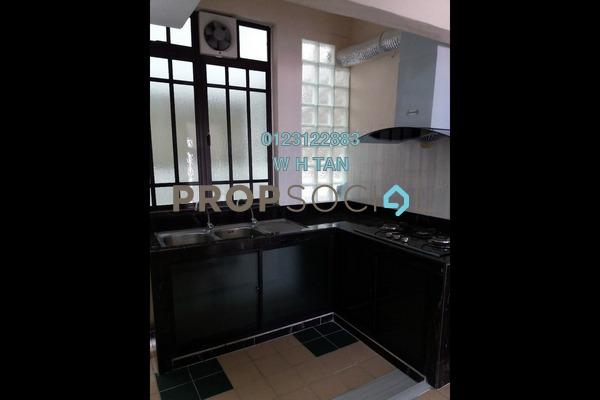 For Rent Condominium at Sri Bayu, UEP Subang Jaya Freehold Semi Furnished 3R/2B 1.8k