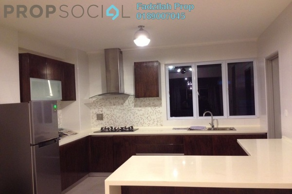 For Rent Condominium at Villa Orkid, Segambut Freehold Fully Furnished 3R/4B 2.75k
