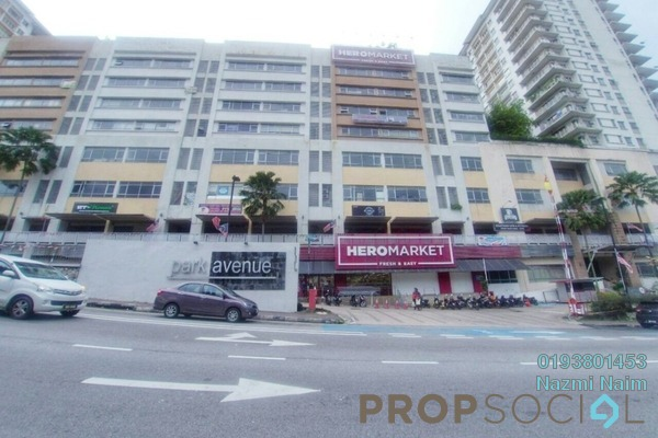 For Sale Condominium at Park Avenue, Damansara Damai Freehold Unfurnished 3R/2B 380k