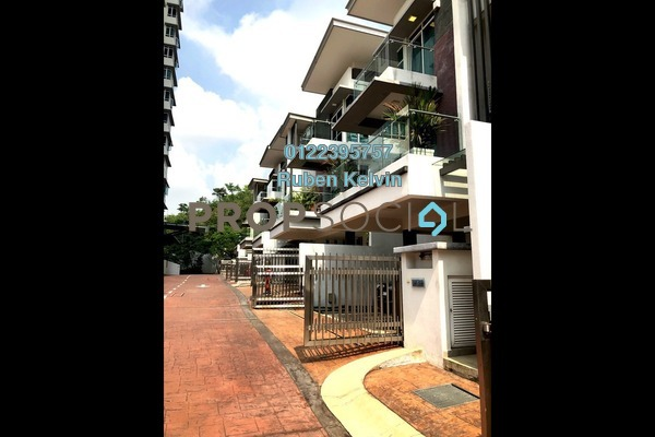 For Sale Semi-Detached at Saville @ The Park, Pantai Freehold Fully Furnished 5R/5B 2.85m