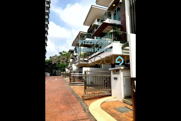 For Sale Semi-Detached at Saville @ The Park, Pantai Freehold Unfurnished 5R/5B 2.5m