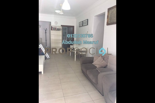 For Rent Apartment at Casmaria Apartment, Batu Caves Freehold Fully Furnished 3R/2B 1.4k