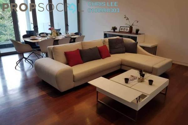 For Sale Condominium at Amarin Wickham, Ampang Hilir Freehold Semi Furnished 4R/5B 6.8m