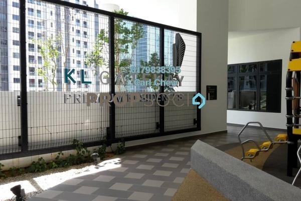 For Rent Condominium at KL Gateway, Bangsar South Freehold Semi Furnished 3R/3B 4k