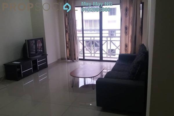 For Rent Condominium at Evergreen Park, Bandar Sungai Long Freehold Fully Furnished 3R/2B 950translationmissing:en.pricing.unit