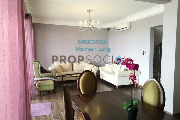 For Rent Condominium at Armanee Terrace I, Damansara Perdana Freehold Fully Furnished 4R/3B 3.5k