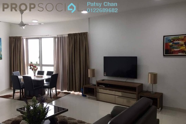 For Sale Serviced Residence at Regalia @ Jalan Sultan Ismail, Kuala Lumpur Freehold Fully Furnished 2R/3B 1.05m