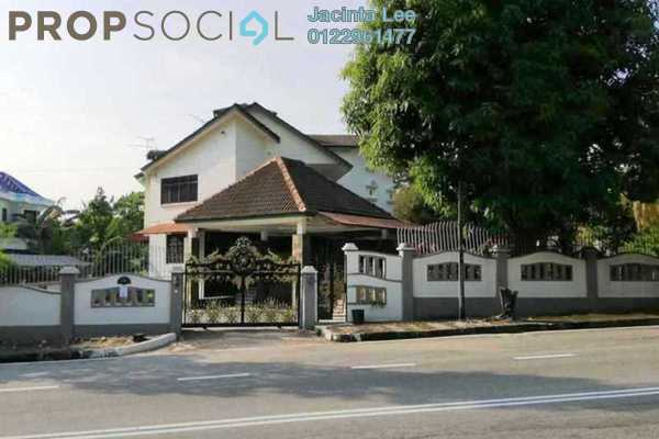For Sale Bungalow at Solok Bukit Jambul, Bukit Jambul Freehold Semi Furnished 8R/6B 3.65m