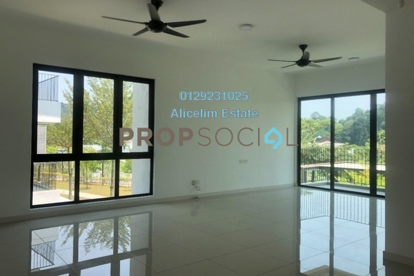 For Rent Terrace at Primer Garden Town Villas, Cahaya SPK Freehold Semi Furnished 4R/4B 1.5k